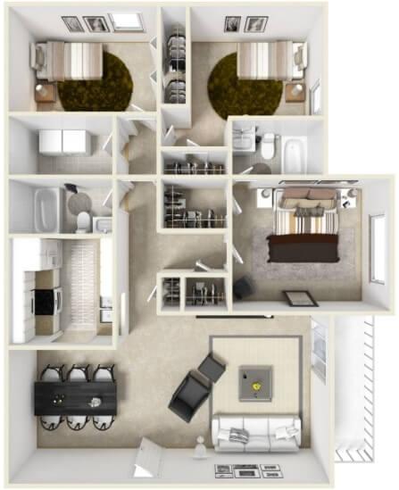 Ballantyne Apartments Stockbridge Ga