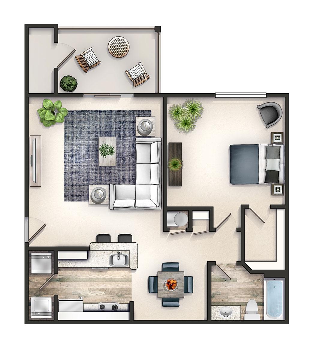Hampton Woods Apartments: Walden Landing Apartments 11015 Tara Boulevard Hampton GA