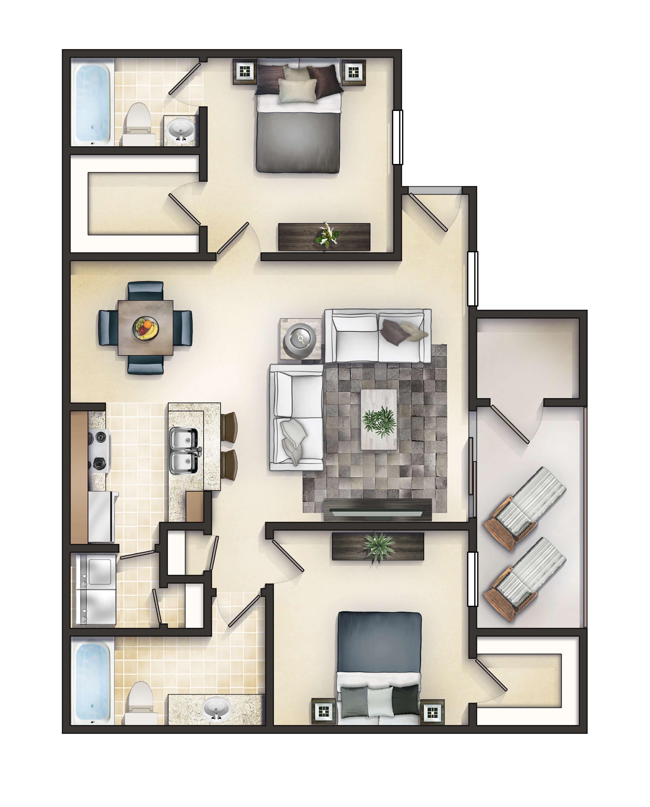 Huntersville Apartments