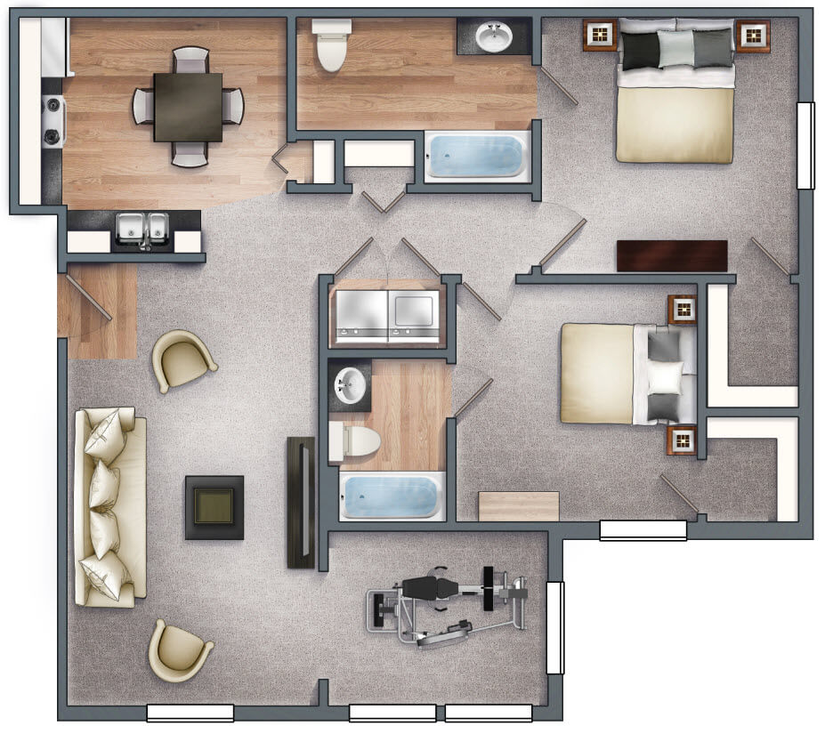 Mission Palms Apartments: Sabal Palms Apartment Homes
