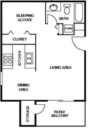Pinetree Apartment Homes
