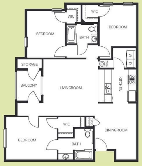 Belmont Park Apartments: Palisades Of Belmont 1011 Palisades Circle, Belmont, NC 28012