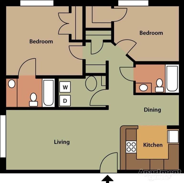 Regents Court Apartments