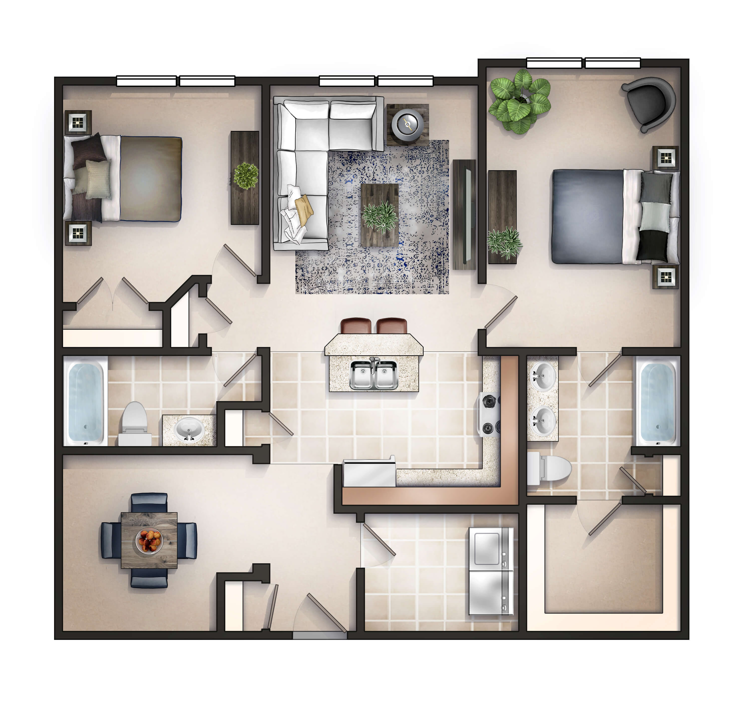 Compass Landing Apartment Homes